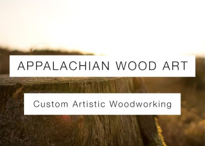 Appalachian Wood Art